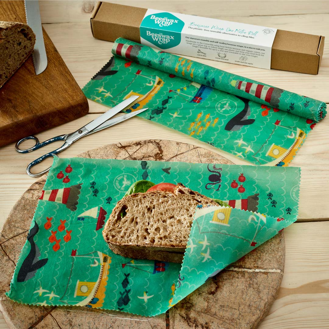 Beeswax Wrap One Metre Roll